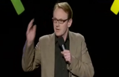 English Comedian Sean Lock