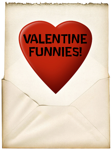 funny valentine day poems rhymes