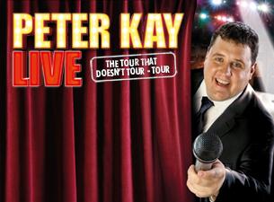 Peter Kay Live Tour Tour