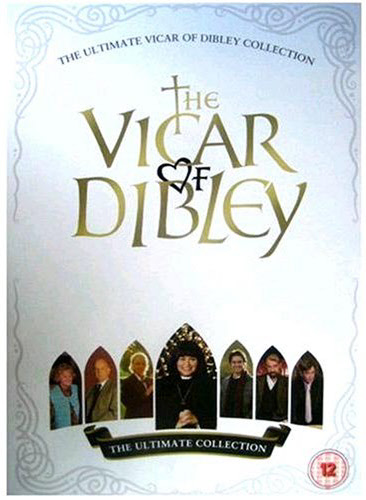 Vicar Of Dibley DVD Box Set