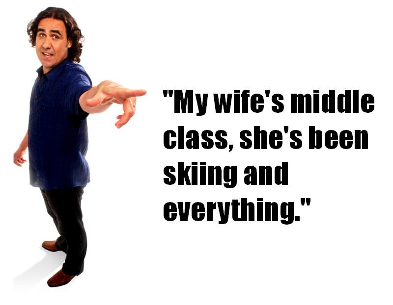Funny joke by Micky Flanagan