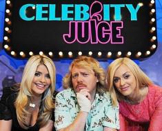 Celebrity Juice team