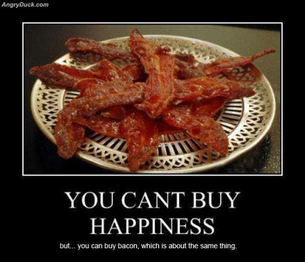 Everybody loves bacon
