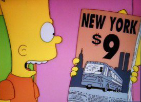 Simpsons predicted 9/11