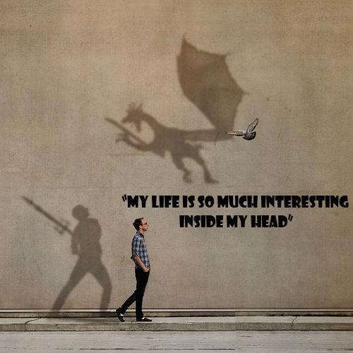 Vibrant imagination