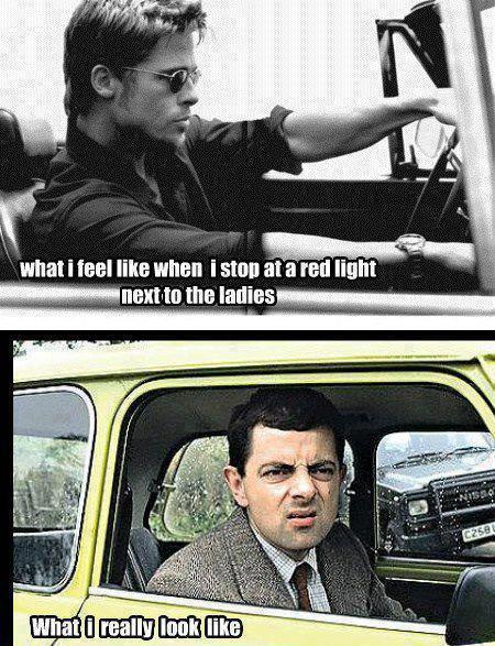 Mr Bean meme